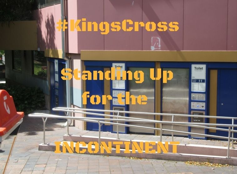 #KingsCrossStanding Upfor the INCONTINENT